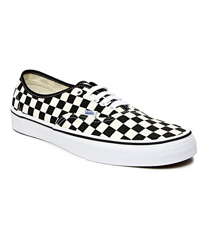 1505bf6e22f7 Galleon - Vans Shoes Authentic (Golden Coast) Blk Wht Ckr - Size 12