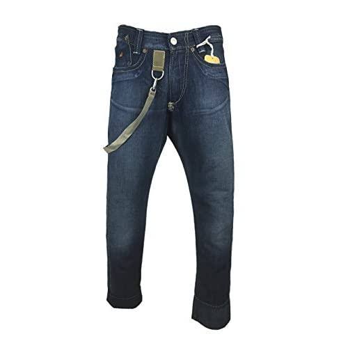Topstore01 Tirantes Pantalon Correa Fantasia Hombre Mujer Jeans United Ajustables