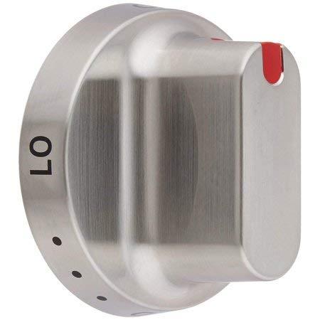 red gas range knobs - 4