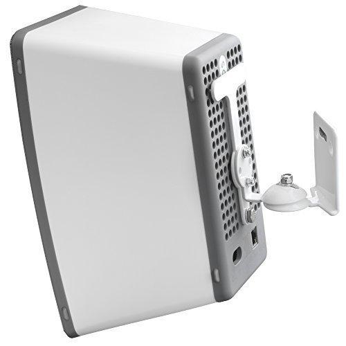 Cavus Full motion Wall Mount - Wall bracket for Sonos Play 3 - White - SN3TW
