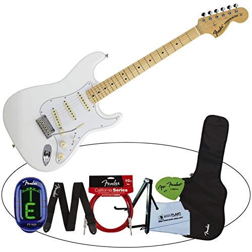 Fender フェンダー エレキギター Made in Japan Hybrid 68 Stratocaster Arctic White[アクセサリー7点セット付き]   B07HG1Z9RK