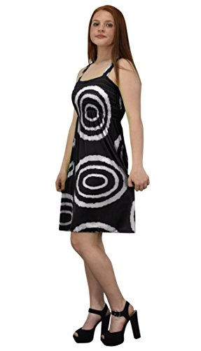 Black and White Dress for Juniors Knee Length: Amazon.com
