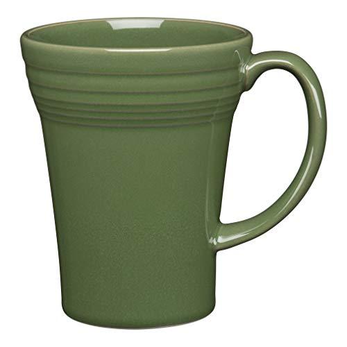 Fiesta 18oz Bistro Latte Mug - Sage Green