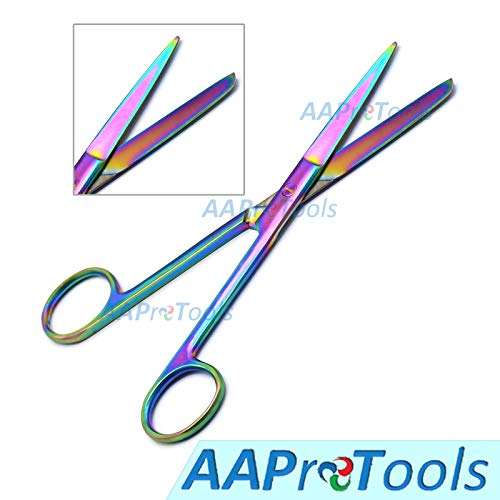AAProTools Operating Scissors Sharp/Blunt 6