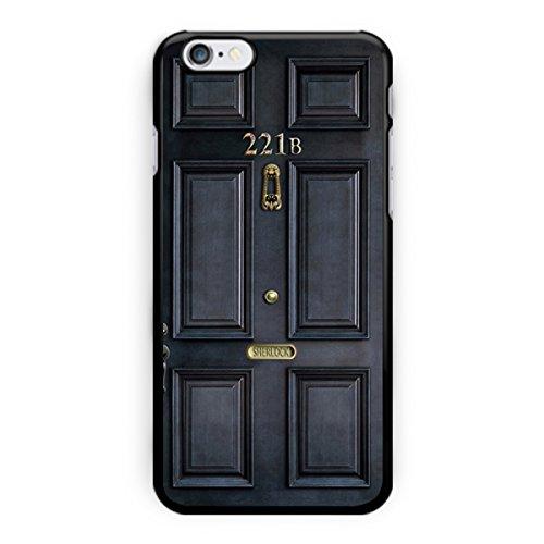 Sherlock 221b Door Cover iPhone 6 plus/6s plus Case R5U3EIW