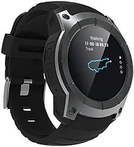 Amazon.com: S958 Smart GPS Watch Phone, 1.3 inch MTK2503 ...