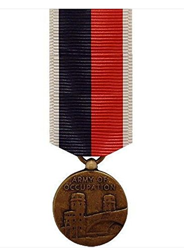 Vanguard MINIATURE MEDAL ARMY AND AIR FORCE WWII ()