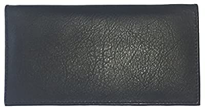 Basic Leather Checkbook Cover