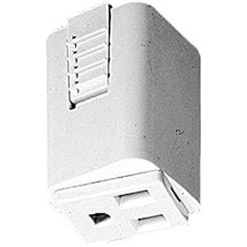 Nora Lighting Nt 327b Outlet Adapter Track Accessory
