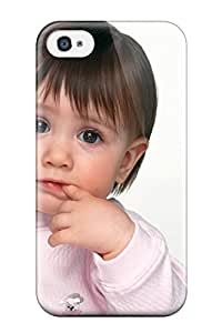 Series Skin Case Cover For Iphone 4/4s(cute Little Babies Hq (7))