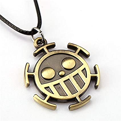 Value-Smart-Toys - ONE PIECE Choker Necklace Trafalgar Law ...