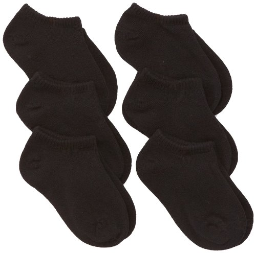 Jefferies Socks Baby Boys Seamless Boy Capri Liner Socks 6 Pair Pack