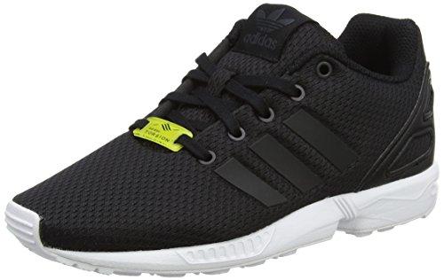 Negbas para Zapatillas ZX Flux Ftwbla Negbas Niños Negro Adidas zA0Fxqwtq