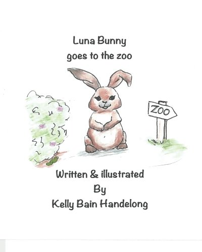 Read Online Luna Bunny goes to the zoo PDF
