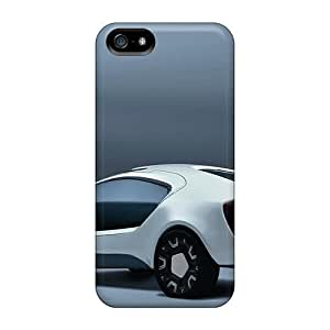 New Audi Promotes Intelligent Emotion Project 2 Case Cover, Anti-scratch DaMMeke Phone Case For Iphone 5/5s
