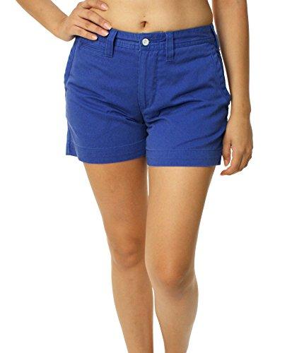 Ralph Lauren Polo Women s Chino Shorts  Amazon.co.uk  Clothing 13cd7e3a20