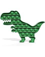 Pop It Fidget Toy Bubble Brinquedo Sensorial - Dinossauro