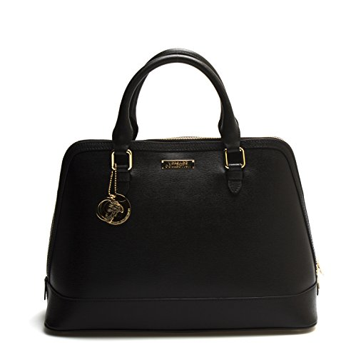 Versace Collections Leather Handbag Satchel product image