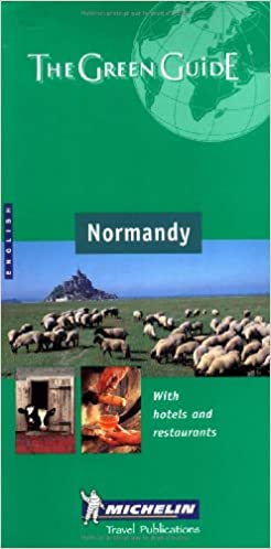 Book Normandy Green Guide (Michelin Green Guides)