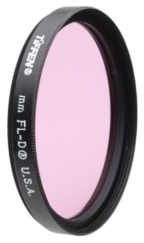 Tiffen 62mm FL-D Fluorescent Filter by Tiffen