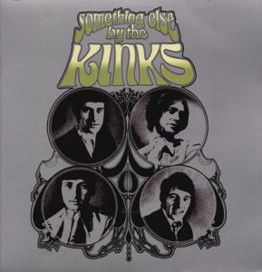 Something Else by the Kinks [Vinyl] by Earmark