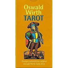 Jeu de cartes : Tarot Oswald Wirth (78 cartes + Livret)