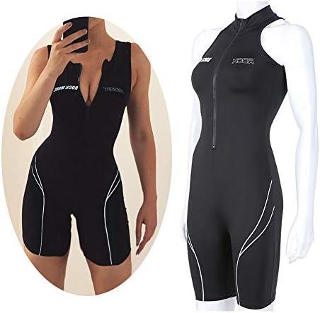 ジャンプスーツ、女性、レタープリント、ノースリーブ、ジッパー式、フィットスポーツ 女性の体操服,S