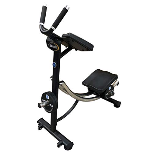 Ab Coaster CS1500 - Original Ab Coaster, Ultimate Core Workout, 6 Pack Abdominal Workout Machine for Home/Light Commercial Use, As Seen on TV (2019 Model)