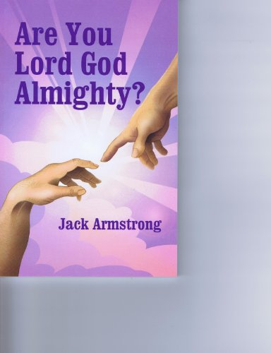 Are You Lord God Almighty? for sale  Delivered anywhere in USA