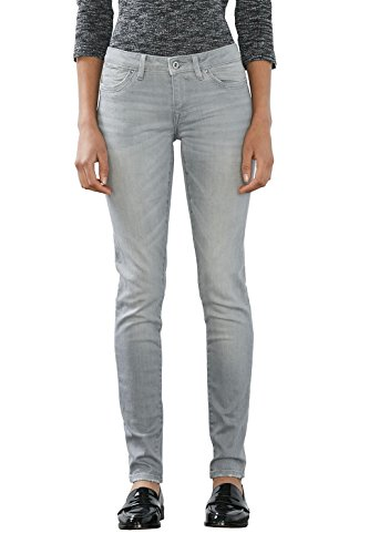 Grigio Donna Edc Esprit grey 996cc1b921 Wash Jeans By Light ppXTqa