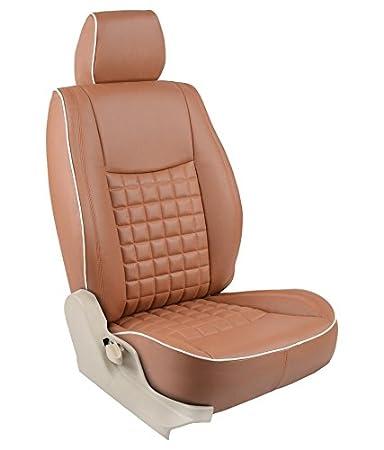 FRONTLINE PU Leather Car Seat Cover For Tata Tigor