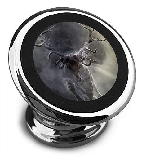 Baerg Universal Magnetic Phone Car Mounts Magnet Holder Cloud Animal Deer Magnetic Mount for Phone 360° Rotation