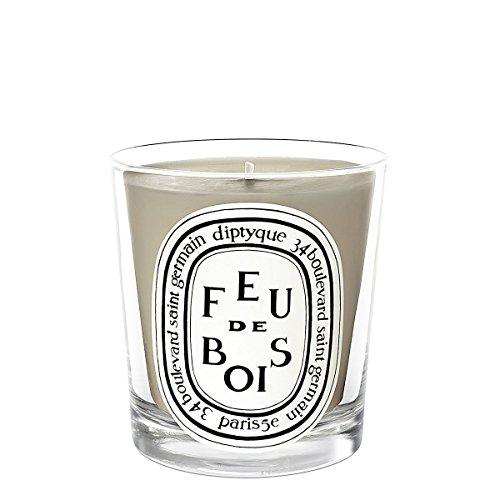 Feu de Bois (Firewood) Mini Candle 70 g by Diptyque