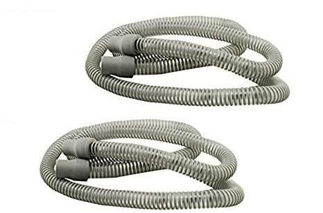 Finlon 2 Pcs New Slimline CPAP Tubing Hose - S9 Sleep Apnea Machine Replacement