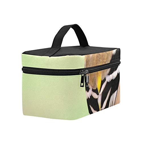 (American Goldfinch Carduelis Tristis On Spring Lunch Box Tote Bag Lunch Holder Insulated Lunch Cooler Bag For Women/men/picnic/boating/beach/fishing/school/work)