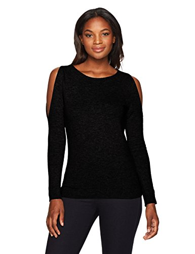 Lark-Ro-Womens-100-Cashmere-Cold-Shoulder-Sweater