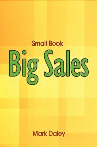 Small Book - Big Sales pdf epub