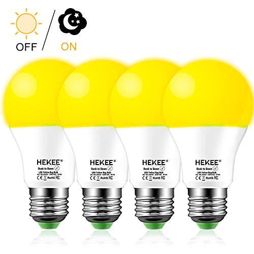 Top night light yellow bulb