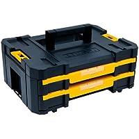 Dewalt DWST17804 Caja Organizadora TSTAK, 2 Gavetas