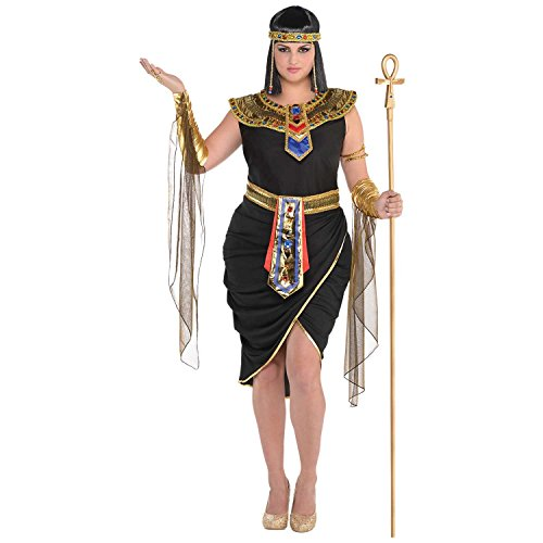 amscan Adult Egyptian Queen Cleopatra Costume - Plus XXL (18-20) ()