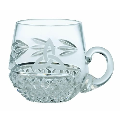 (Galway Trinity Knot Giftware Christening Mug)