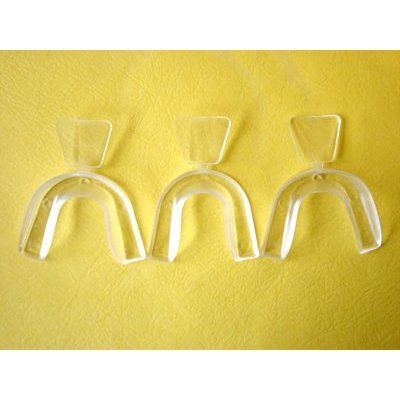 Opalescence PF 10% Teeth Whitening 8pk & 3 D.I.Y. Tray Kit