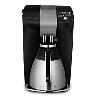 Mr. Coffee Optimal Brew 12-Cup Thermal Coffeemaker, BVMC-SCTX91WM