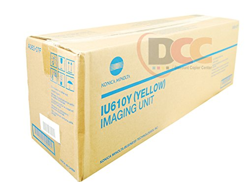 Konica Minolta Iu610Y Yellow Imaging Unit for Bizhub C451...