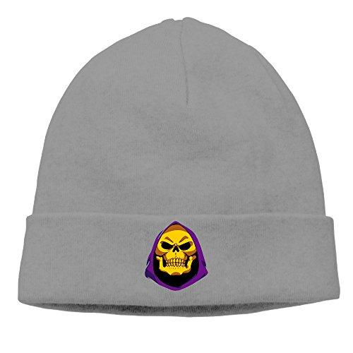 DETED Men&Women LOL Skeletor Skull Beanie Cap Hat Fall/Winter 2016 -