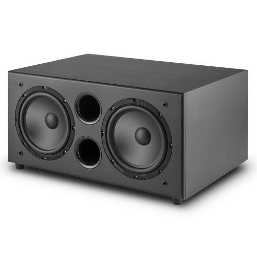 auna linie 501sw bk test auna lautsprecher aktiv subwoofer. Black Bedroom Furniture Sets. Home Design Ideas