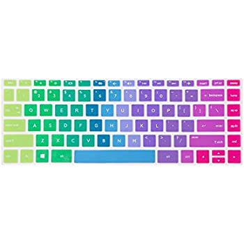 Leze - Ultra Thin Keyboard Cover Compatible for 14
