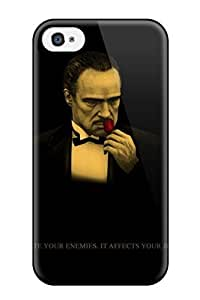 Ideal ZippyDoritEduard Case Cover For Iphone 4/4s(the Godfather() ), Protective Stylish Case