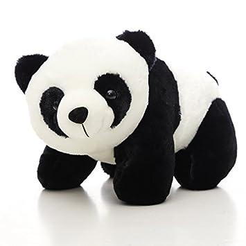 TYAW-Juguetes de Peluche Juguetes Animales almohada don panda simulación,20cm