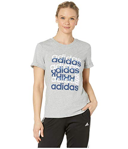 adidas Women's Big Graphic Tee 3